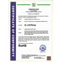 Guangzhou Yigang Eco - Technology Co., Ltd. Certifications