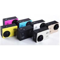 Wholesale Battery Operated Waterproof Action Camera Full Mode Electronic Anti Shake from china suppliers