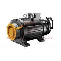 Wholesale Elevator Traction Device , Gearless Traction Machine Load 400KG from china suppliers