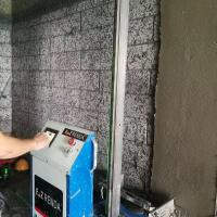 Buy cheap 2019 Intelligent Touchscreen Plastering Machine / Portable Construction from wholesalers
