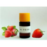 Wholesale Milk Flavor Fragrance Strawberry Essence Liquid For Beverages / Bread from china suppliers