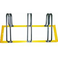 Wholesale Hot Dip Galvanized Outdoor Steel Bike Rack For 4 Bicycles For Public Spaces, Parks from china suppliers