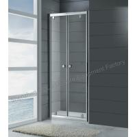Wholesale Hinge Nano Glass Enclosed Showers , Aluminium Frameless Glass Shower Doors from china suppliers