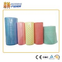 Wholesale Multi Purpose Non - Stick Household Cleaning Wipes For Bathroom / Living Room from china suppliers