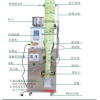 Wholesale Full Automatic Granule Packing Machine , Filliing and Packing Machine Compact Design from china suppliers