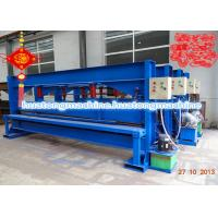 Wholesale Steel Hydraulic Guillotine Shearing Machine / Iron Steel Cutting Machine from china suppliers