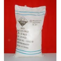 Buy cheap Dry Cell Battery grade Zinc Chloride 98% Min from wholesalers