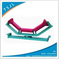 Wholesale HDPE Conveyor carrying rollers/idlers group from china suppliers
