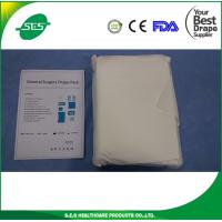 Wholesale Disposable Sterile Universal Surgery Pack General Surgical Drape from china suppliers