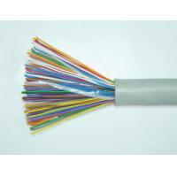Wholesale Shielded Indoor Telephone Cable Cat 3 Ethernet Cable UTP Spiral / Straight from china suppliers