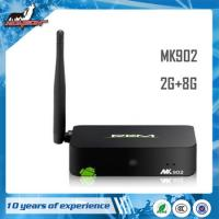 Wholesale SMART TV MK902 MINI PC QUADCORE RK3188 HDMI WIFI ANDROID 4.2.2 TV BOX from china suppliers