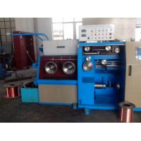 Wholesale 14DH Intermediate - Fine Wire Drawing Machine With Large Spool Pneumatic Brakes from china suppliers