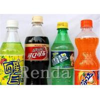 Wholesale 3 In 1 Carbonated Drink Filling Machine / High Speed Soft Drink Filling Machine from china suppliers