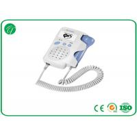 Wholesale Ultrasonic Clinical Fetal Doppler Machine With High Fidelity FD-200A from china suppliers