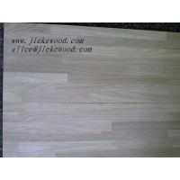 Buy cheap Rubber Wood Finger Joined Boards ,furniture panel from wholesalers