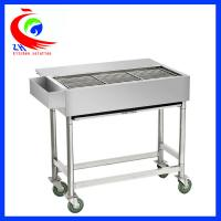 Wholesale Stainless Steel Carbon BBQ Grill Commercial Barbecue Charcoal Grill For Outdoor from china suppliers