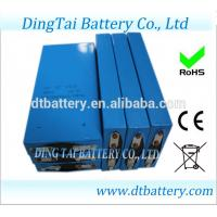 Wholesale DTB 1865130 10Ah power lifepo4 battey cell 5C from china suppliers