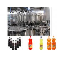 Wholesale Well known 3 in 1 Automatic  isobar filling machine for carbonated beverage from china suppliers