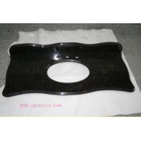Wholesale Black grante countertop kitchen countertop vanity top from china suppliers