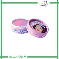 Wholesale Cartoon Matte Laminate Fashionable Paper Tube Box For Children from china suppliers