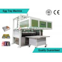 Wholesale Recycled Paper Pulp Molding Machine Semi - Automatic Egg Tray Line With Dryer from china suppliers