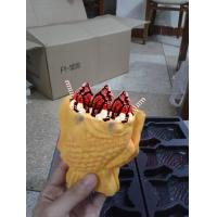 Electric fish shape Taiyaki machne Ice cream taiyaki maker