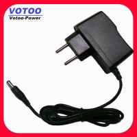 Wholesale 50HZ / 60HZ Universal AC Adapter , 7.5volt Lamp European Plug Power Adapter from china suppliers