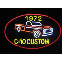 Wholesale High Lead Glass Custom Car Automotive Neon Signs UL / CE / ROHS from china suppliers