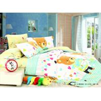 Wholesale OEM 100 % Cotton Designer Complete Kids Bed Sheet Sets Boys from china suppliers