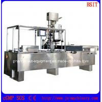 Wholesale Factory supply Bullet form, torpedo form suppository filling and sealing production line from china suppliers