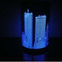 Wholesale 7 colorful solar night light from china suppliers