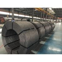 Wholesale Steel Strand / Uncoated Seven Wire PC Steel Wire For Prestressed Concrete from china suppliers