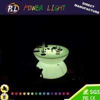 Wholesale Color Changing Wedding LED Round Table from china suppliers