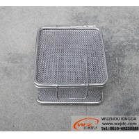 Buy cheap Wire mesh boxes with lids from wholesalers