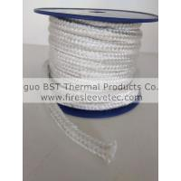 Wholesale Texturized fiberglass braided round rope from china suppliers