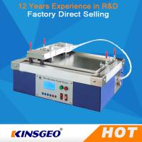 Wholesale 580 * 480 * 480 mm Size Programmable Control Printing Coating Testing Machines 12 Months Warranty from china suppliers