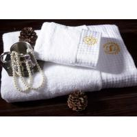 Wholesale 100% Cotton Face Towel With Embroidery / Jacquard / Printed Logo 35*75 Cm from china suppliers