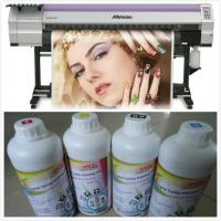 Wholesale Dye Sublimation Mimaki Textile Printer Machine Water Based Ink Dual KCMY from china suppliers