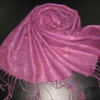 Wholesale Fashionable Polyester/Acrylic Scarf, Available in Various Colors and Styles from china suppliers