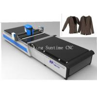 Wholesale 60m / Min Automatic Textile Cutting Machine With Air Flotation Auxiliary Divice from china suppliers