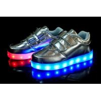 Buy cheap 2016 LED Light up Children Lighting Shoes for Boys from wholesalers