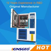 Wholesale 225L Programmable Temperature Humidity Test Chamber For Different Meterial from china suppliers