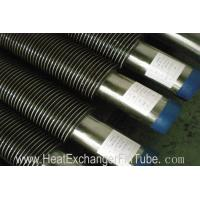 Wholesale High Frequency Resistance Helical Steel Welded Fin Tubes SA213 T11 Alloy Steel + SS409 from china suppliers