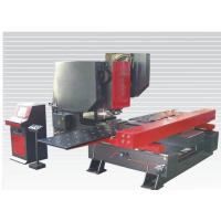 Wholesale High speed hydraulic CNC plate punching machine / equipment with LCD computer control from china suppliers