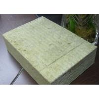 Wholesale Rock Wool Roof Insulation Board Non - Toxic Corrosion Resistant from china suppliers