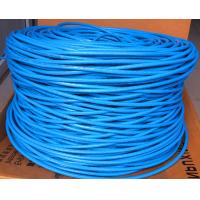Wholesale Cable UTP Categoria 6  Solido Data Twist 6 23AWG 305Metro Cat6 Network Cable Con Cajas PVC Cobre from china suppliers
