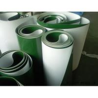 Wholesale pvc conveyor belt/plastic conveyor belt High quality food grade green belt from china suppliers
