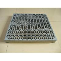 Wholesale Interchangeable Flexible Aluminium Flooring Perforated Elevated Floor Systems from china suppliers