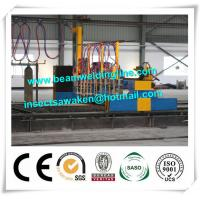 Wholesale Professional CNC Plasma Cutting Machine , Flame H Beam Cutting Machine CE / ISO from china suppliers