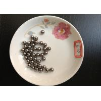Wholesale High Polished Mini Hardened Steel Balls / Stainless Steel Grinding Balls from china suppliers